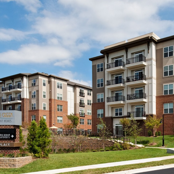 Apartment Complexes: N.C. Apartment Complex